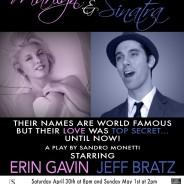 Marilyn and Sinatra